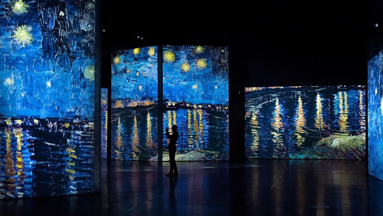 Starry Night Exhibit In Florida: Van Gogh's Immersive Gallery Is Coming To The US