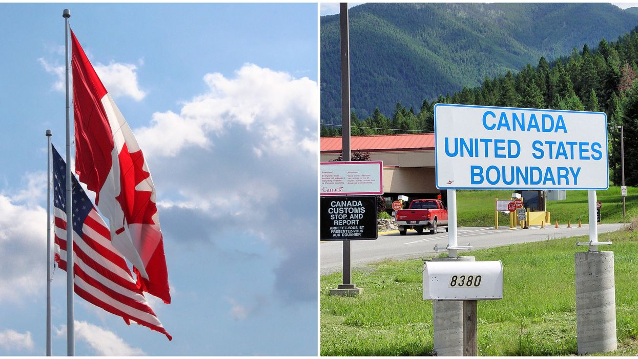 Canada US Border Closure Could Stay In Place As Long As Case Counts Are High In The US