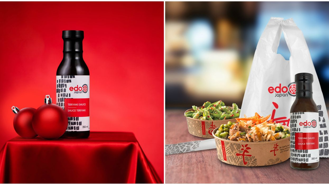 Edo Japan Is Selling Its Signature Teriyaki Sauce By The Bottle In Canada