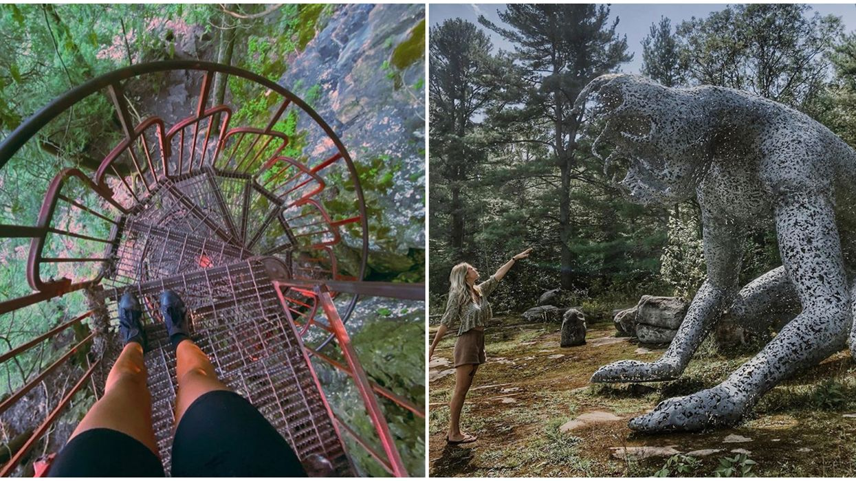 Ontario's Hidden Gem Trails Have Magical Surprises To Discover