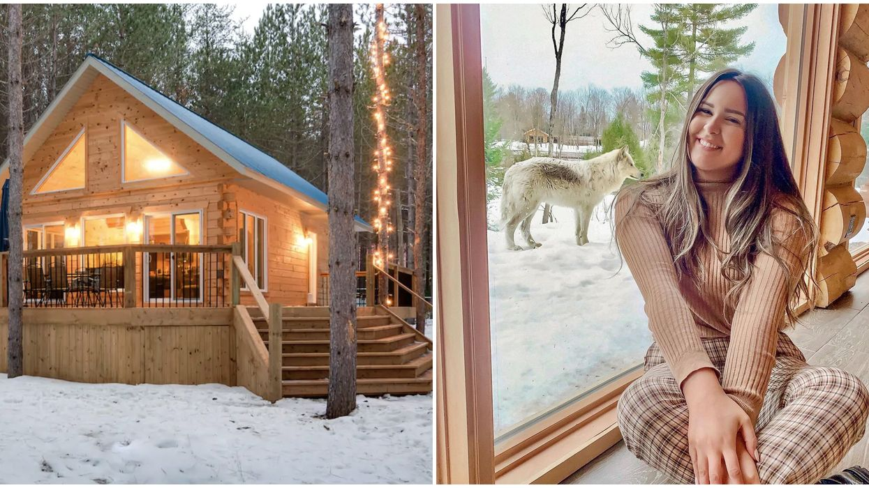 8 Cabins Near Ottawa To Rent For A Romantic Winter Getaway