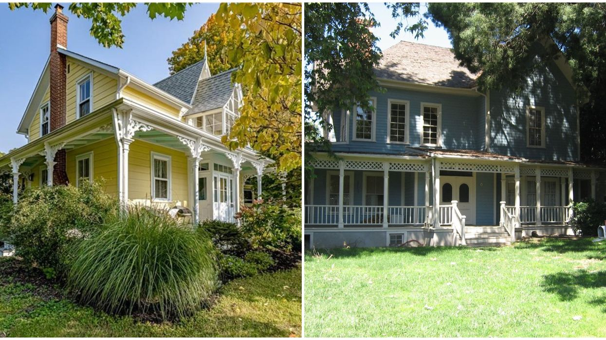 Ontario Lake House With Major Gilmore Girls Vibes Makes Canada Look Like Stars Hollow