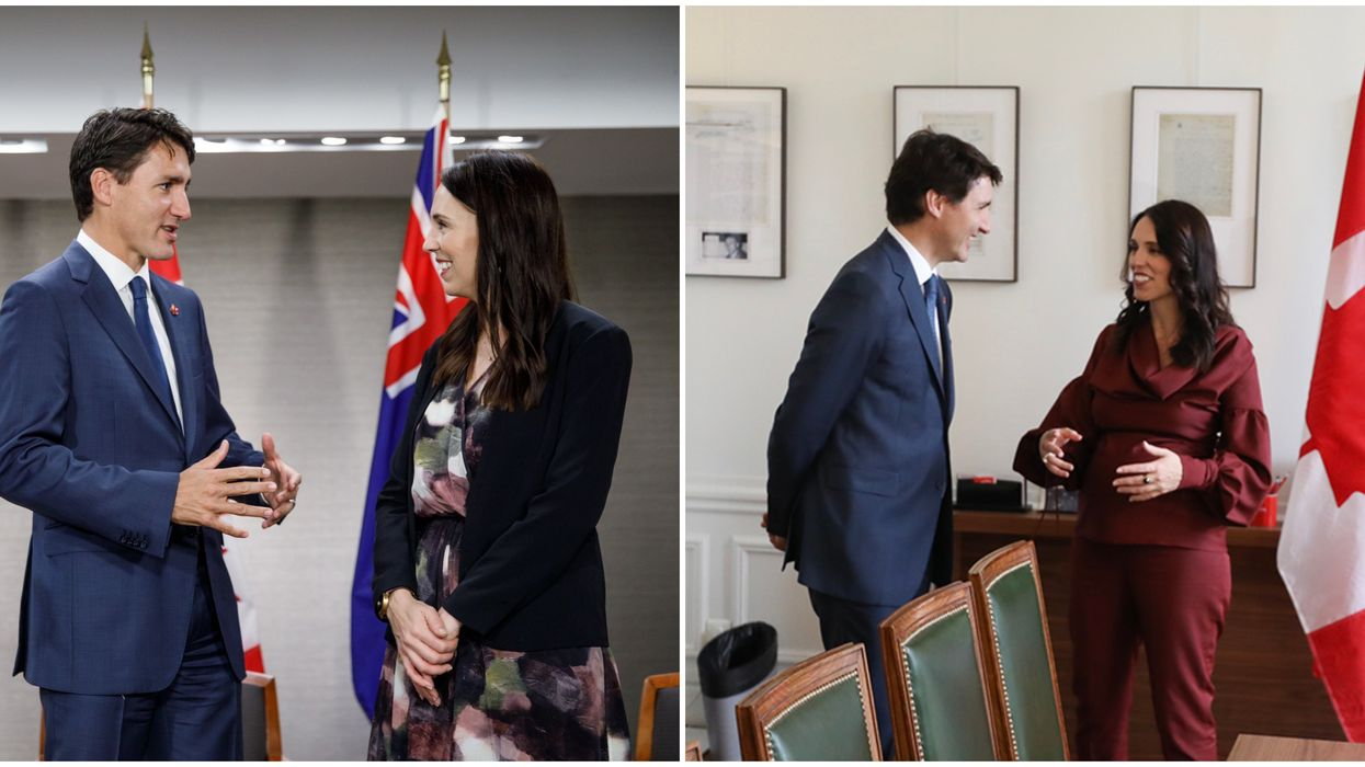 Justin Trudeau's Jacinda Ardern Congratulation Comes After She Got Re-Elected
