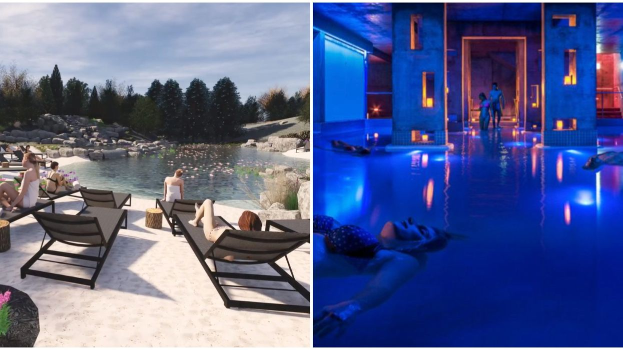 Nordic Spa In Whitby's Official Opening Date Is Now Spring 2021