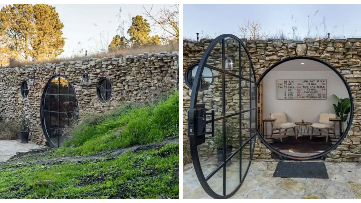 This Little Hobbit House In Los Angeles Is Perfect For Your Next Romantic Weekend Getaway