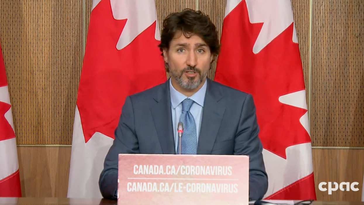 COVID-19 In Canada: Trudeau Says The Fight Is 'Far From Over' As Cases Top 200K