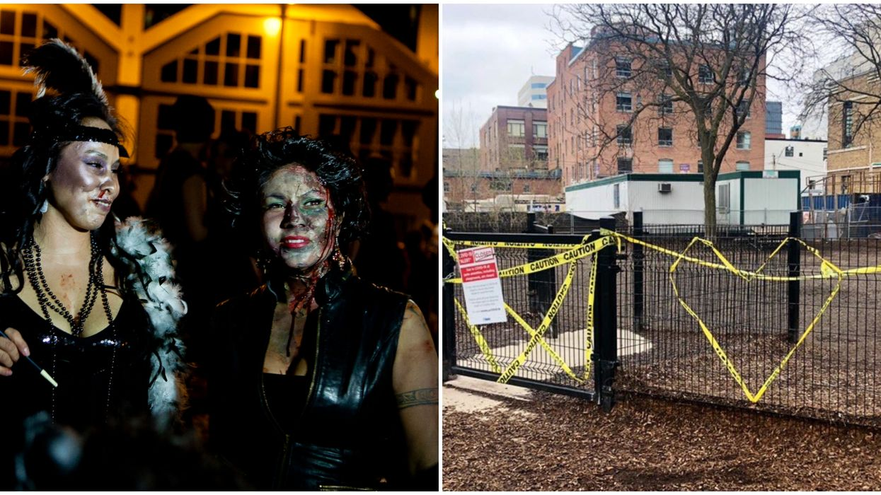 B.C. Trick-Or-Treaters Are Giving Ontarians Major FOMO