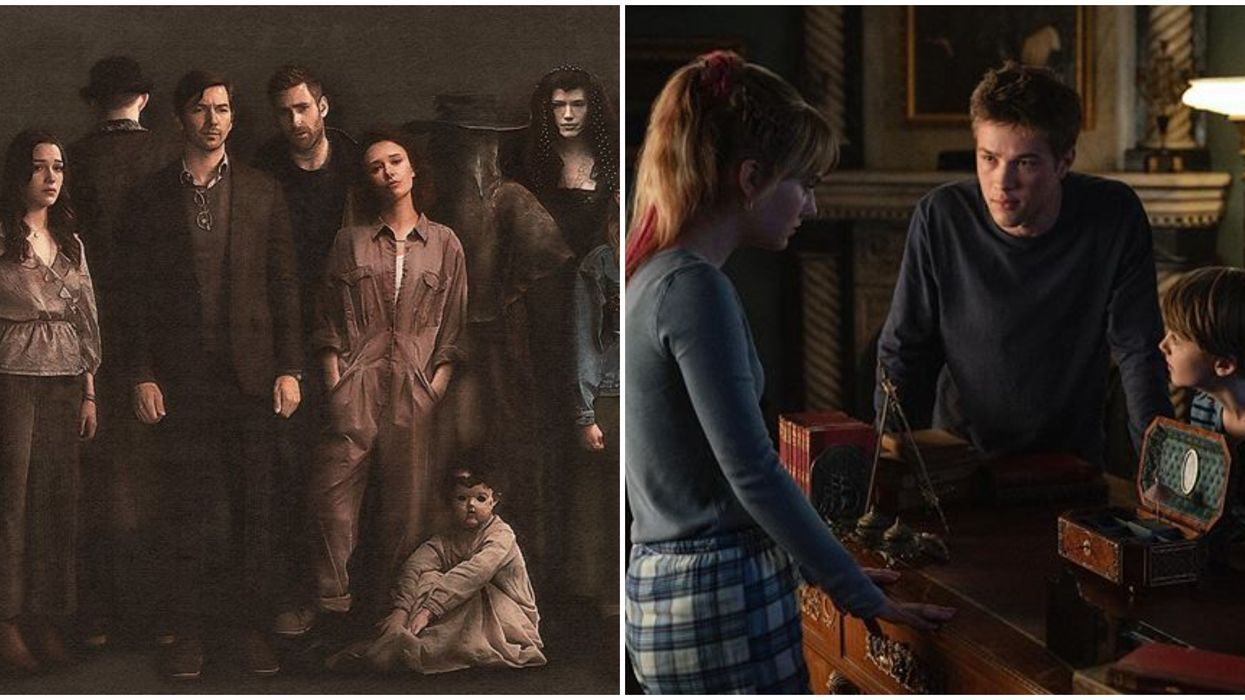 Netflix Canada Halloween Movies & Shows Filmed Here You Should Watch Before October Ends