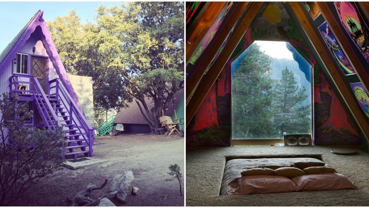 This Dreamy Theme Motel Just Outside Of Los Angeles Has A Room For Every Kind Of Fantasy