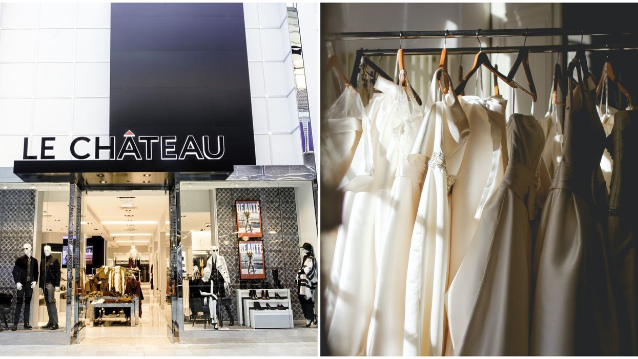 Le Chateau Is Winding Down Operations In Canada