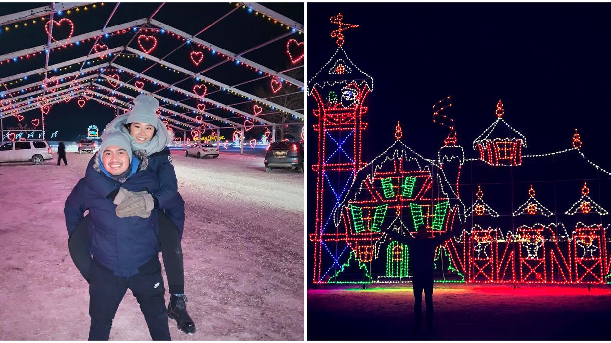 Canad Inns Winter Wonderland Is Back Next Month With Over 1.5 Million Twinkling Lights