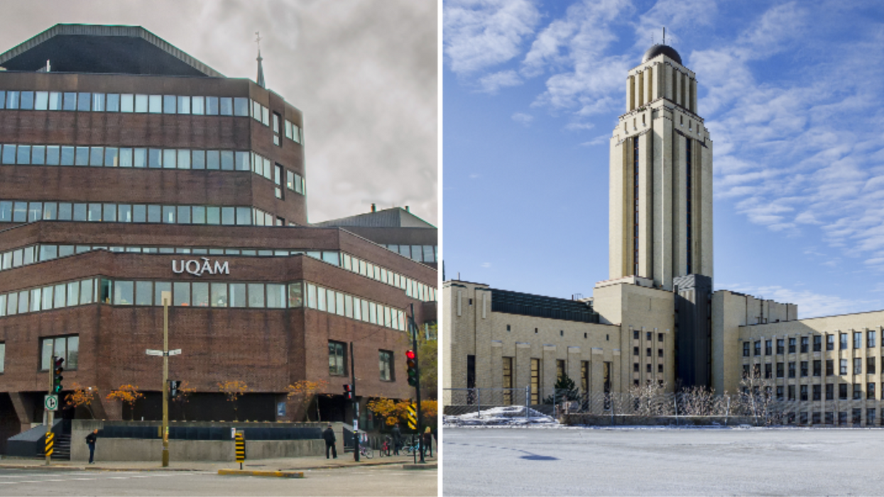 13 cours universitaires donnés à Montréal avec des noms si « weird » qu'ils sonnent faux