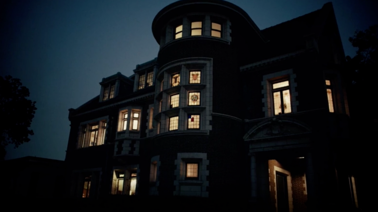 'American Horror Story' Murder House Is Opening To The Public For The First Time Ever