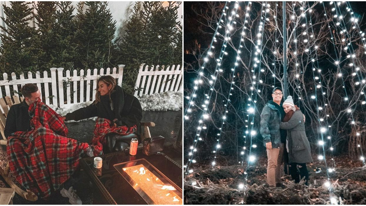 6 Ontario Winter Date Ideas If You Love That Storybook Romance Feeling