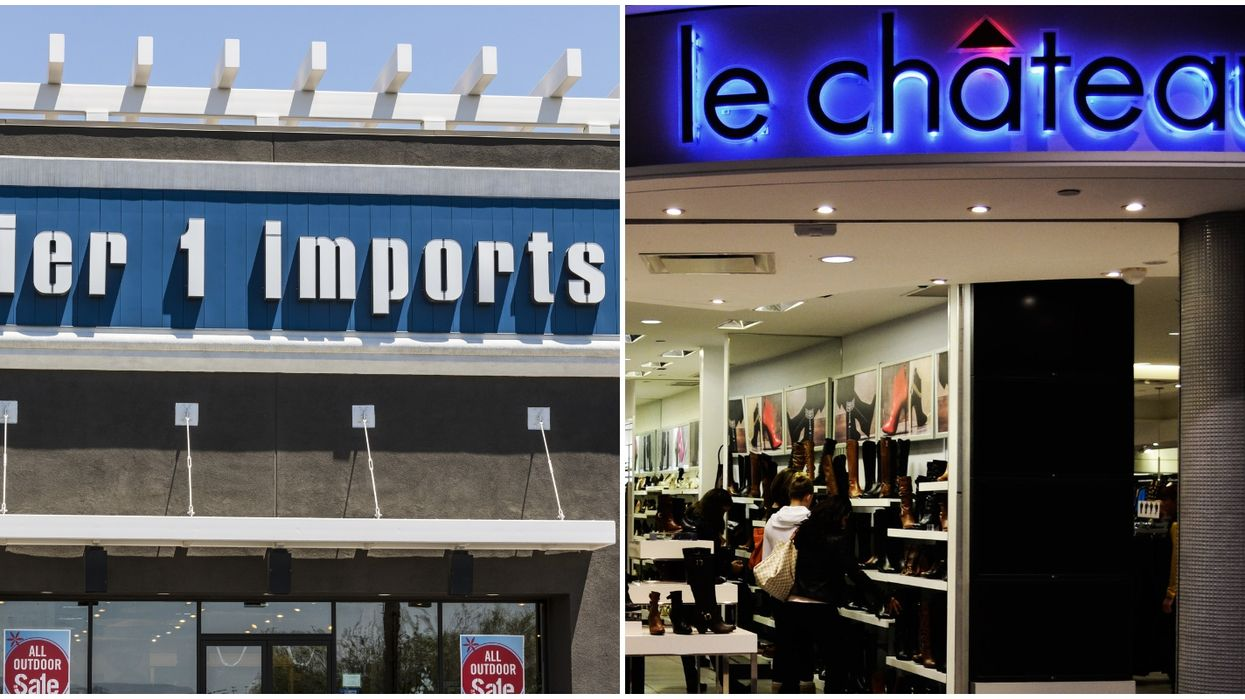 7 Stores Canadians Had To Say Goodbye To Forever In 2020
