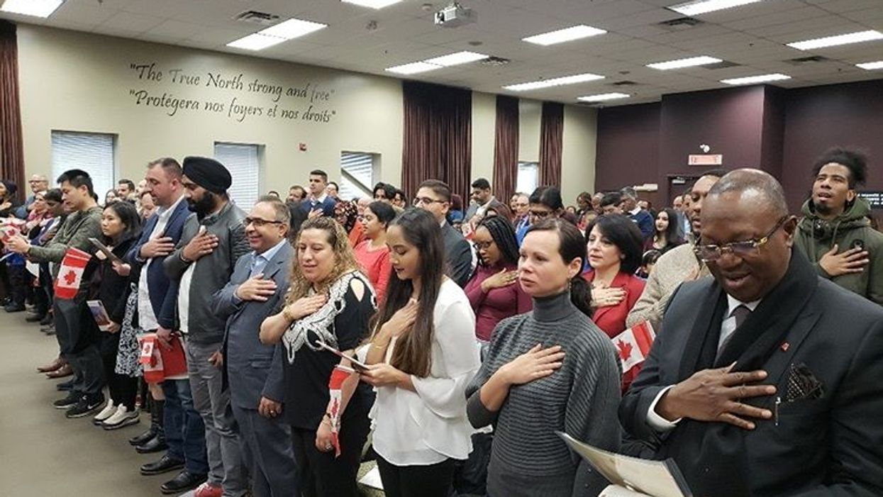 Canada Wants To Change Up The Oath New Citizens Have To Swear To