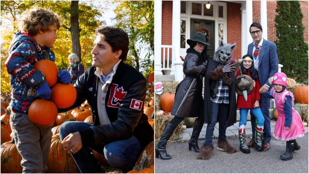 Sophie Grégoire Trudeau Said Halloween Will Be 'Different' For Their Family This Year