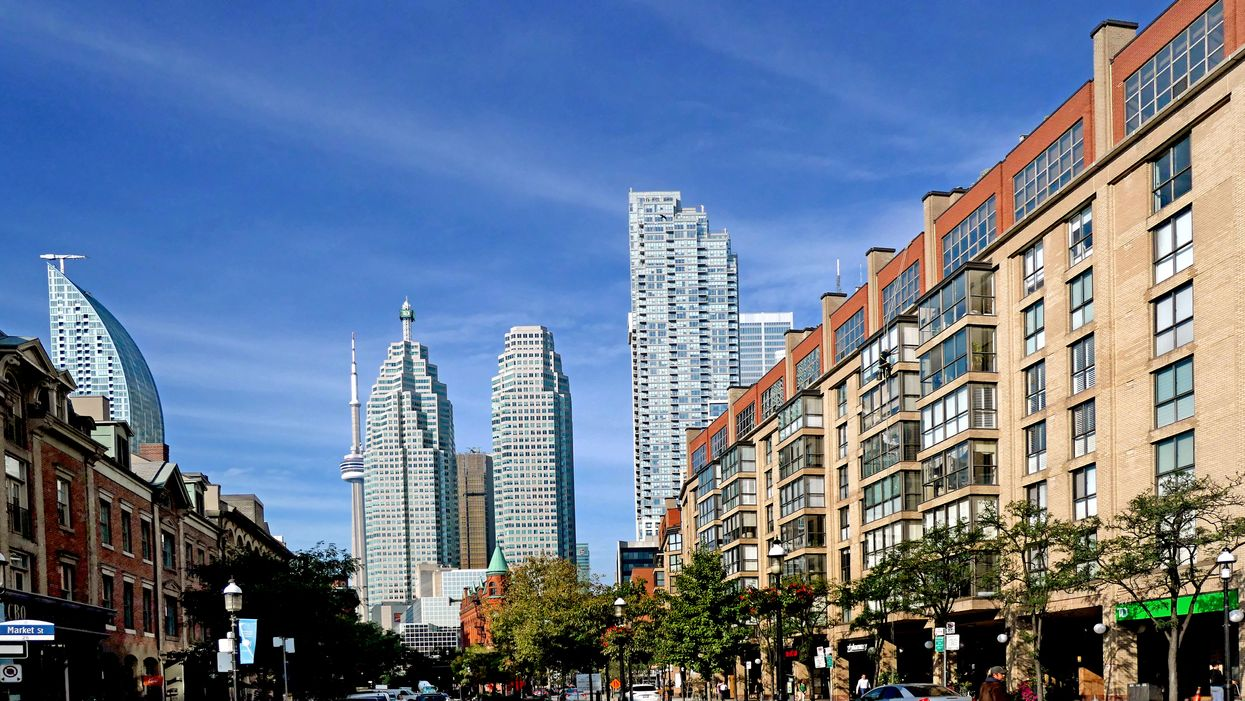 This Toronto Neighbourhood Has More COVID-19 Cases Than All Of Barrie