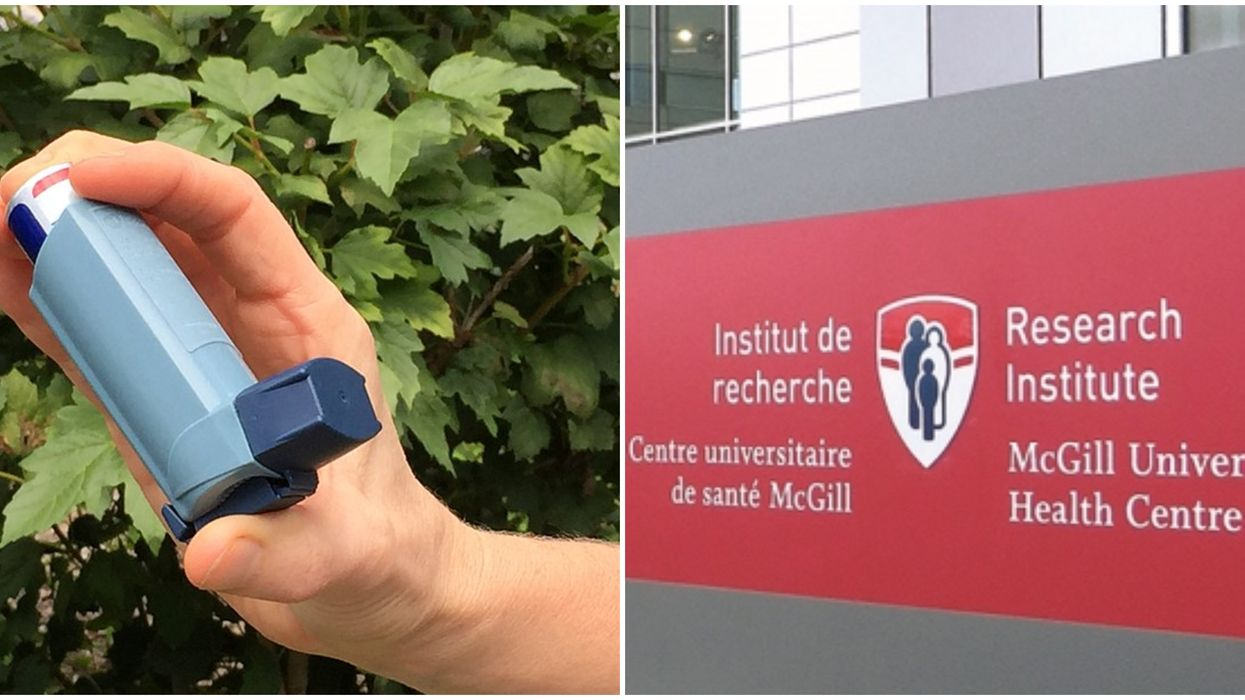 Doctors In Canada Are Testing An Inhaler To Treat COVID-19 From Home