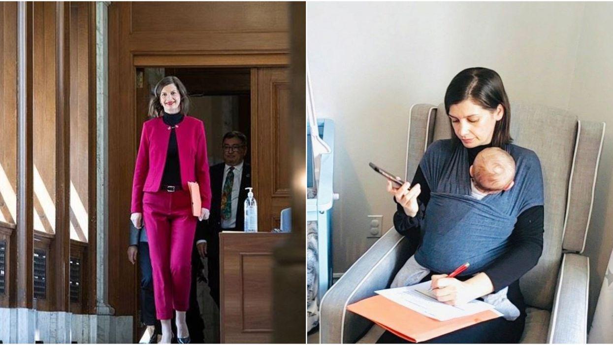 Le compte Instagram de Geneviève Guilbault montre qu'elle est une totale « girlboss »
