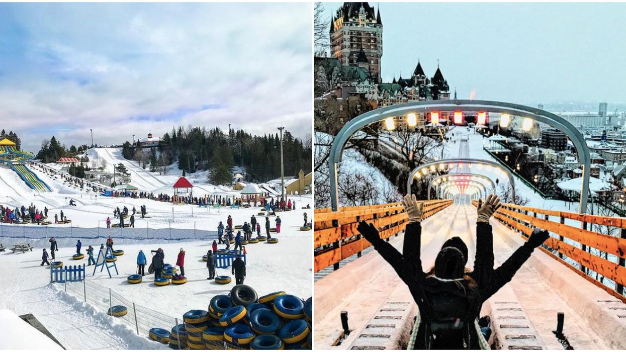 7 activités pas trop quétaines à faire en couple cet hiver près de Québec