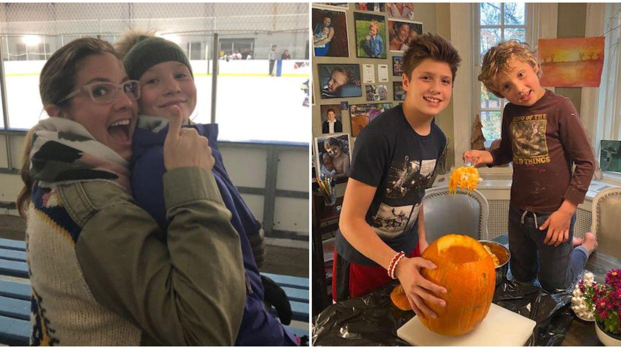 Sophie Grégoire Trudeau's Instagram Photos Show How Normal Her Family Is