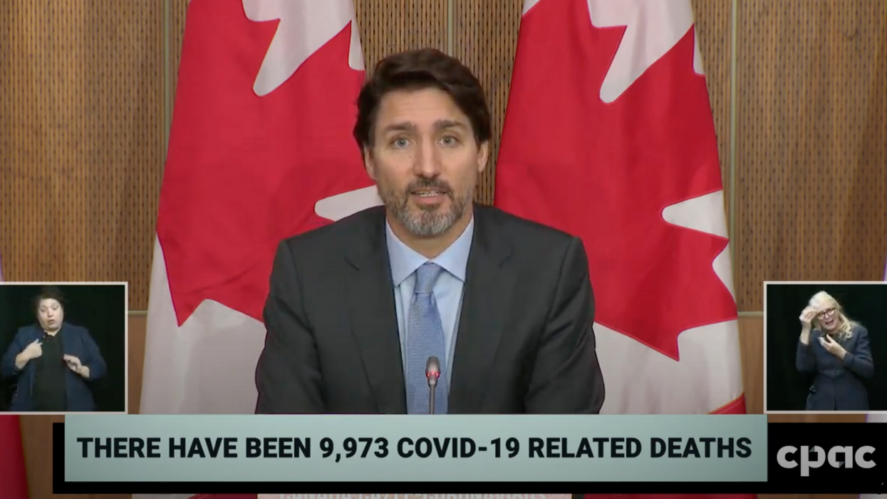 COVID-19 Deaths In Canada: Trudeau Says 'There Are More Tragedies To Come'