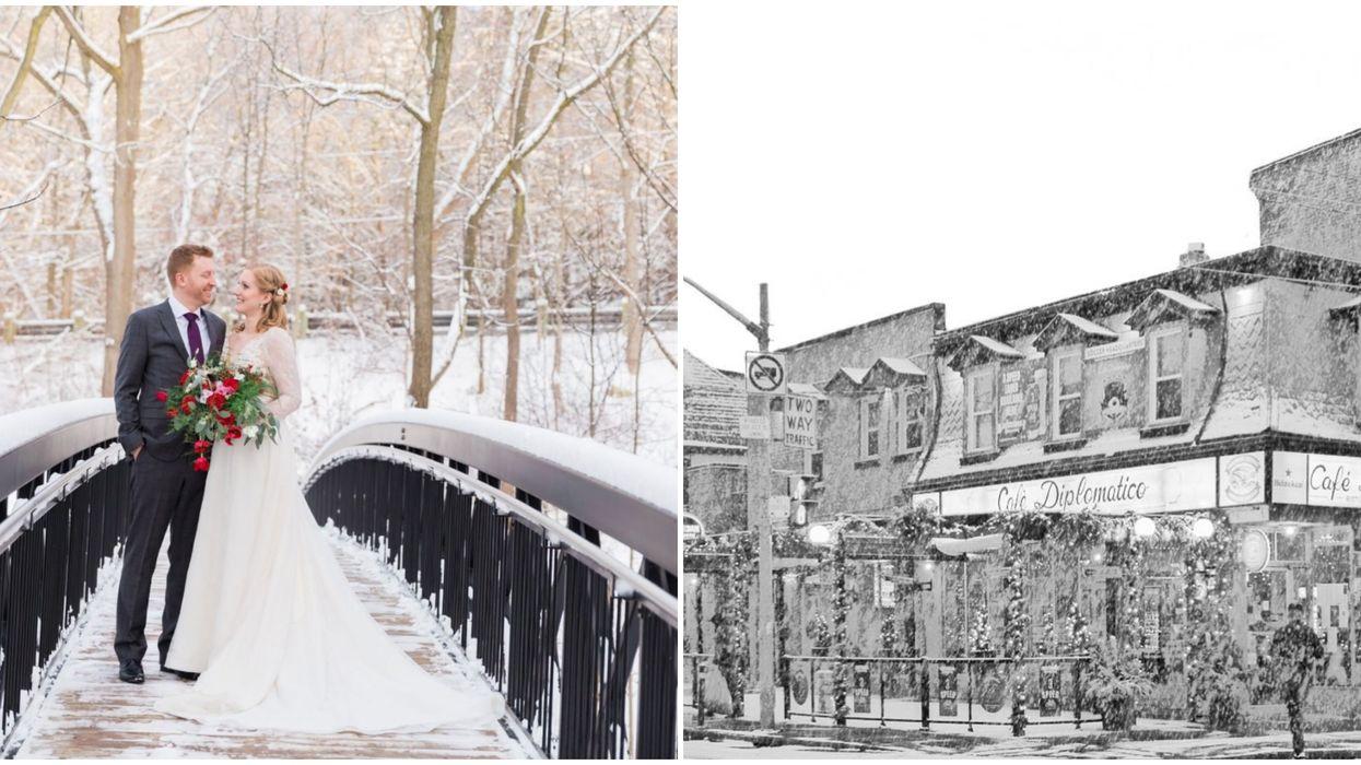 8 Romantic Winter Walks In Toronto To Take When You're In Love