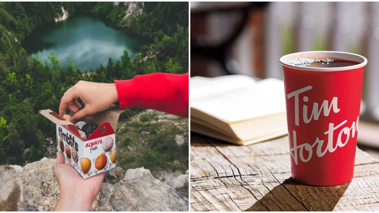 Tim Hortons Timbits Were Explained With Wrong Answers Only & It's Hilarious