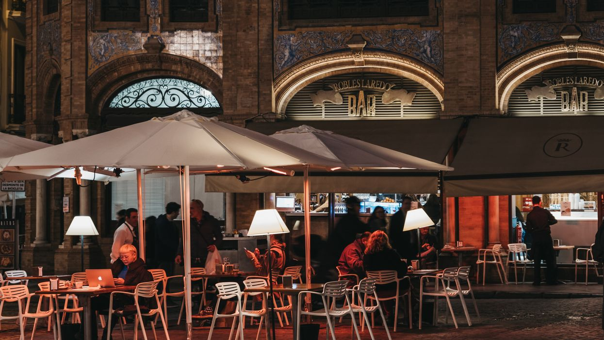 Toronto Winter Patios Are Officially Staying Open This Winter