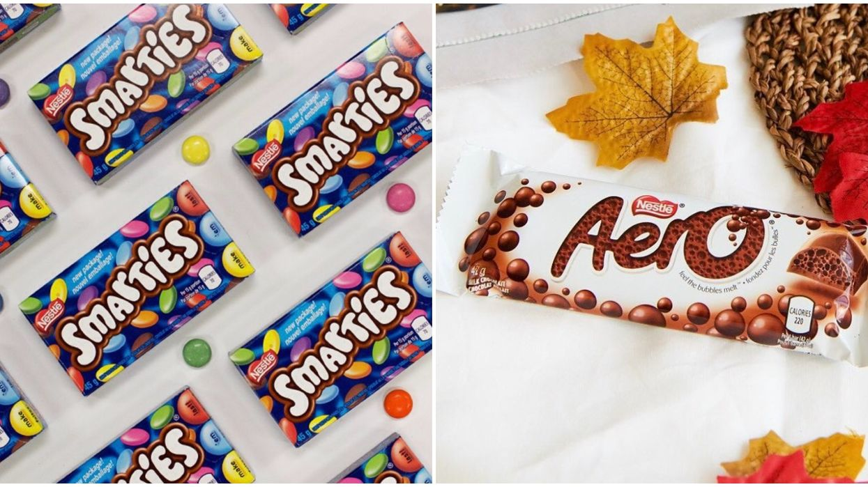 8 Canadian Halloween Treats That Americans Wish They Could Get Their Hands On