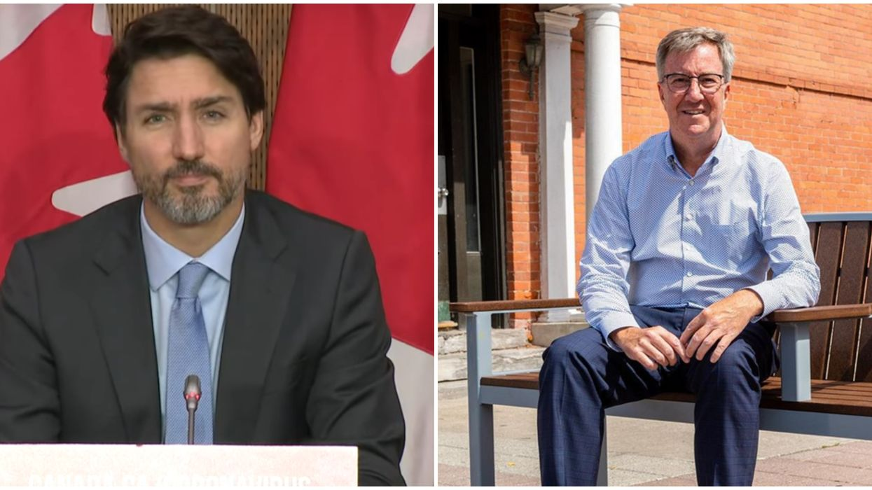 Justin Trudeau Just Gave Ottawa $31.9 Million & The Mayor Personally Thanked Him