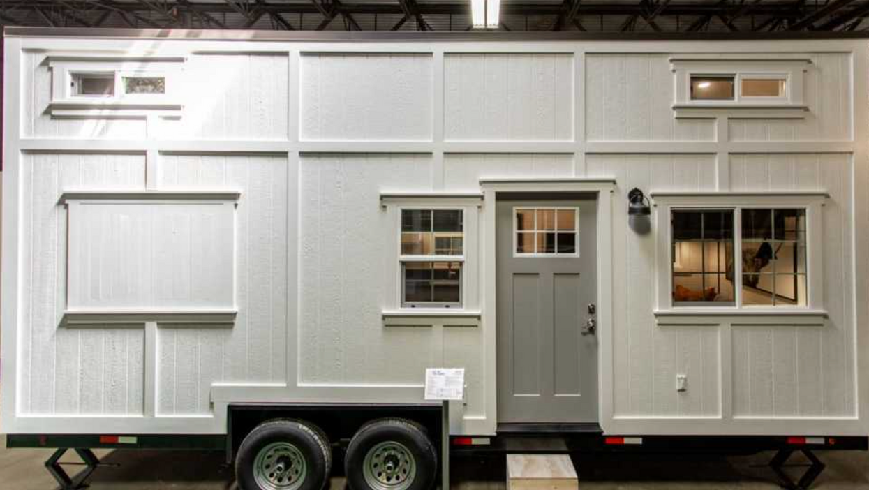 This $54,500 Tiny House For Sale In Atlanta Is Actually Gorgeous Inside (PHOTOS)