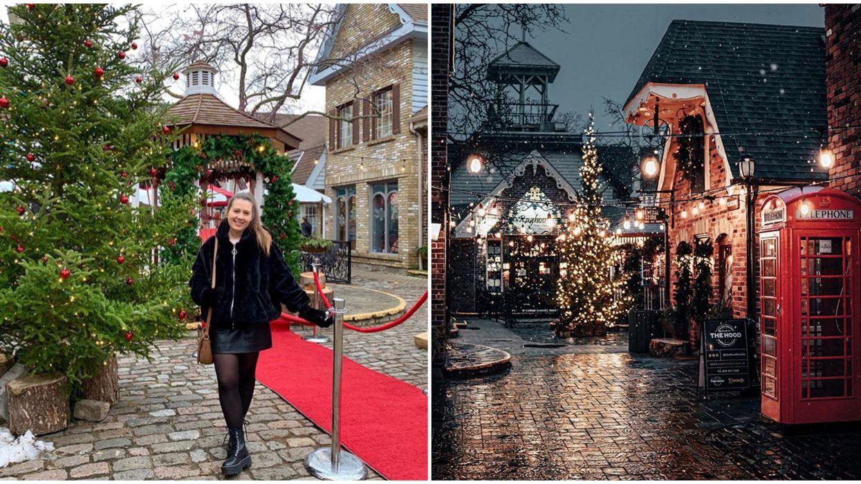 You Can Visit A Tiny European Village Near Toronto That Looks Like A Christmas Postcard