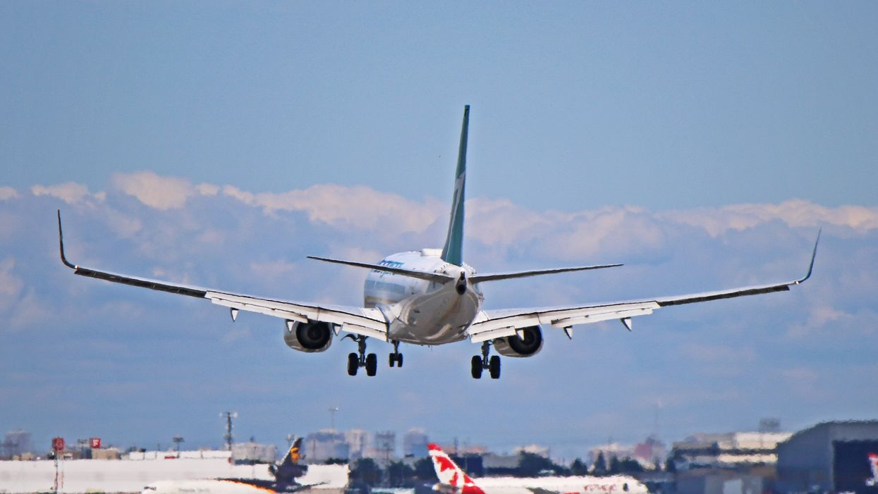 WestJet Is Introducing Pre-Boarding COVID-19 Tests, But It Will Cost You