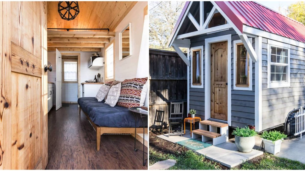 This Tiny House For Sale In Dallas Will Have You Living A Disney Fairy Tale Life