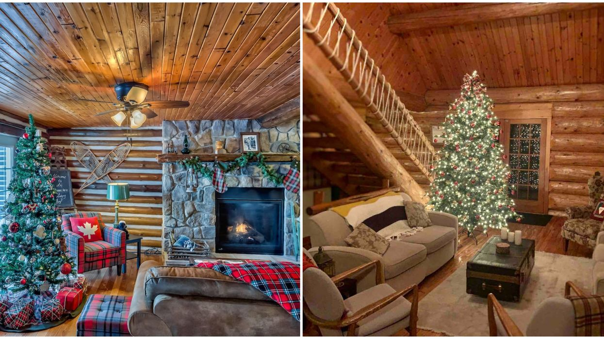 7 Magical Ontario Airbnbs That Will Put You In The Holiday Spirit