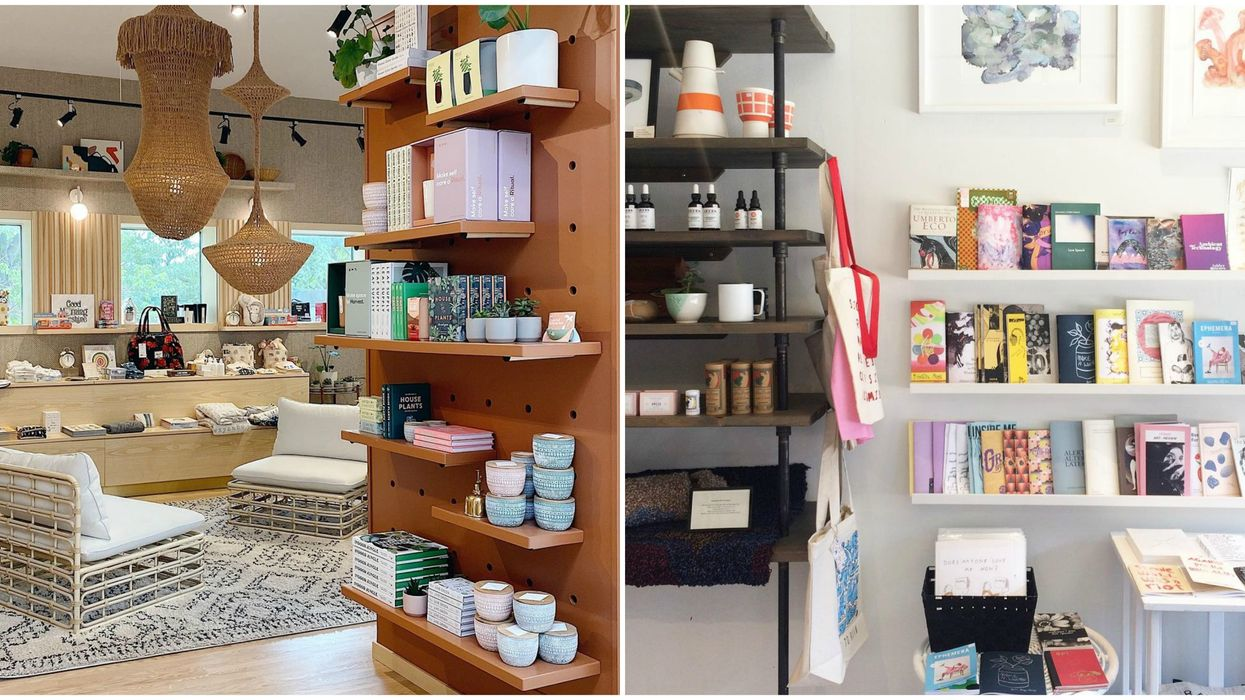 11 Local Toronto Shops That Sell Unique Items Perfect For Anyone On Your Gift List
