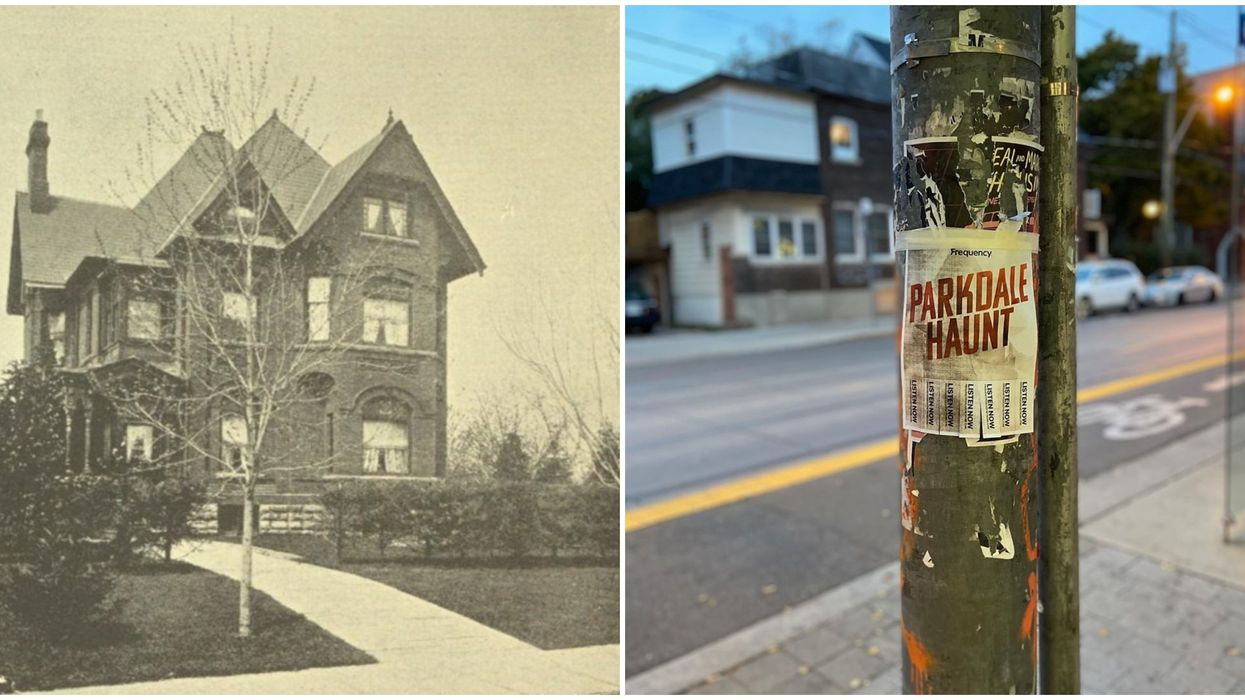 A Horror Podcast Set In Parkdale Just Hit The Top Of The Apple Charts