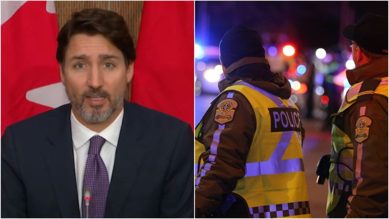 Justin Trudeau Has Spoken Out After The 'Horrific Attack' In Quebec On Halloween