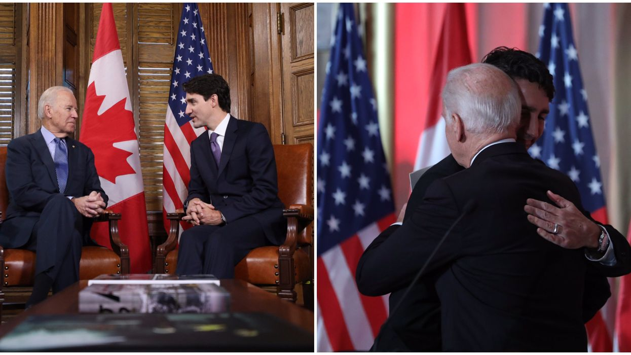 Justin Trudeau's US Election Reaction Is Here & This Is What He Had To Say