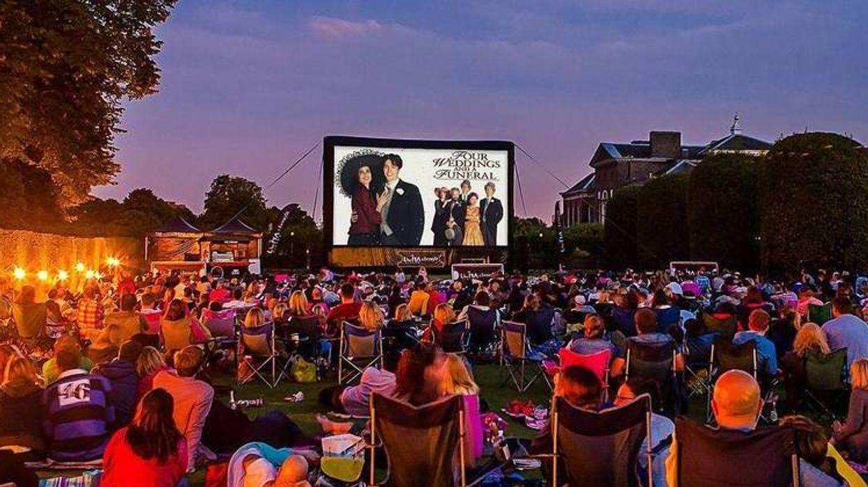Un ciné-parc GRATUIT débarque à Montréal cet été pour ton plus grand plaisir!