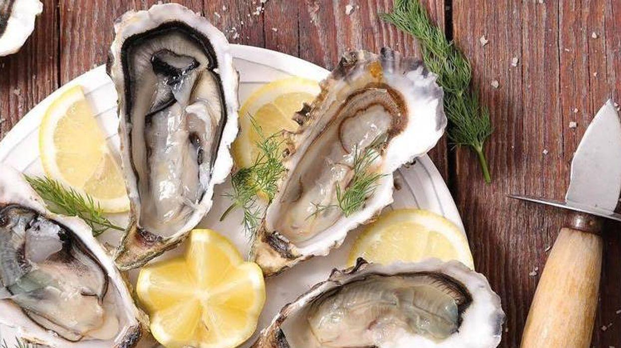 Le plus gros festival d'huîtres débarque à Montréal ce mois-ci!