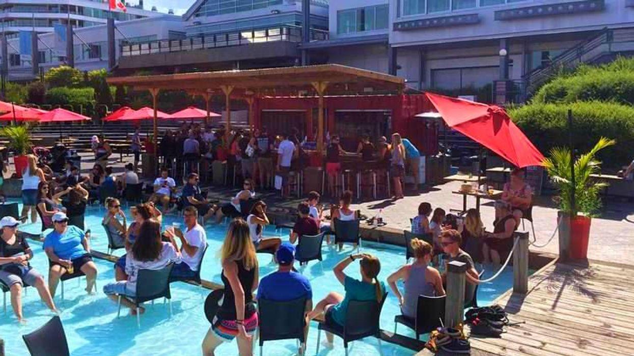 Les 17 plus belles terrasses au Québec où boire un drink (ou 2) cet été