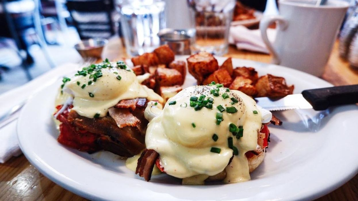10 Best Spots To Grab Brunch In Ottawa Right Now