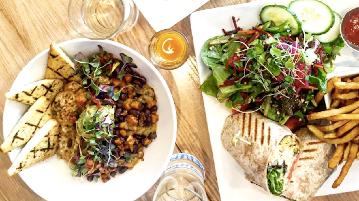 12 Places You Can Get Delicious Gluten-Free Meals In Ottawa