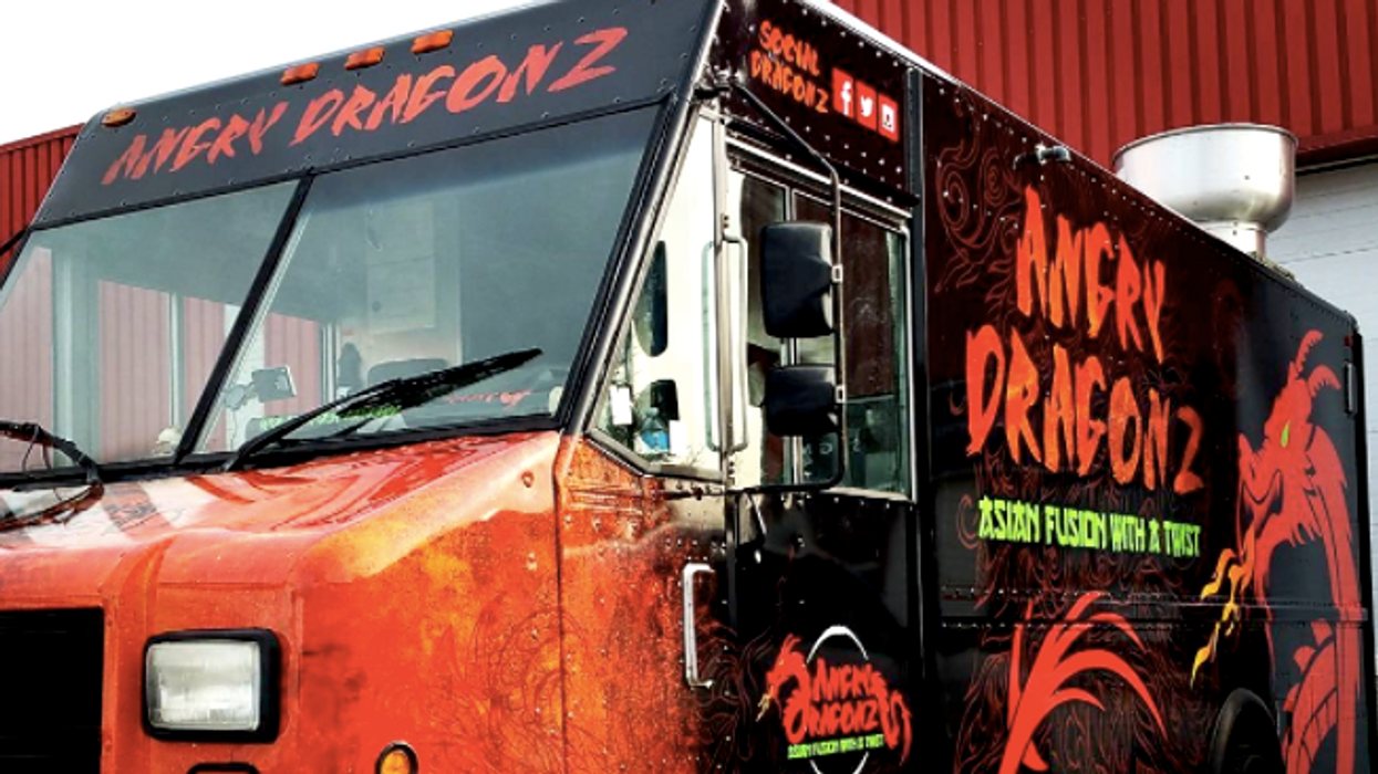 This Ottawa Food Truck Has Fusion Tacos And You Need To Try Them