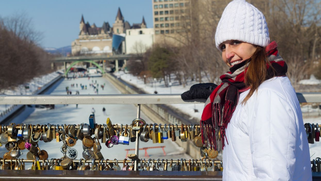 These 12 Pictures Describe Ottawa's Love/Hate Relationship With Winter