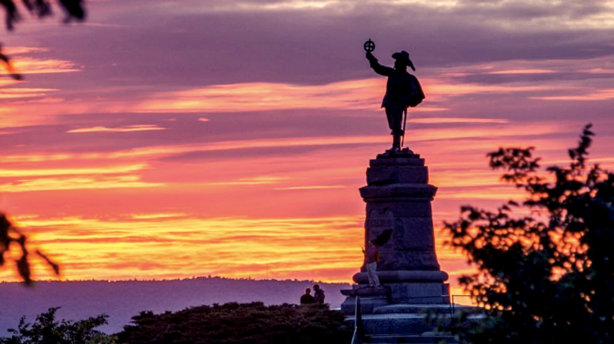 8 Of The Best Places To Watch Ottawa's Stunning Sunsets
