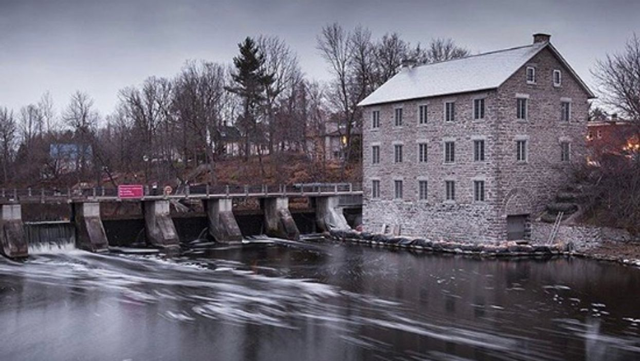 This Mill Close To Ottawa Is Shutting Down To Turn Into a 3 Floor Haunted House